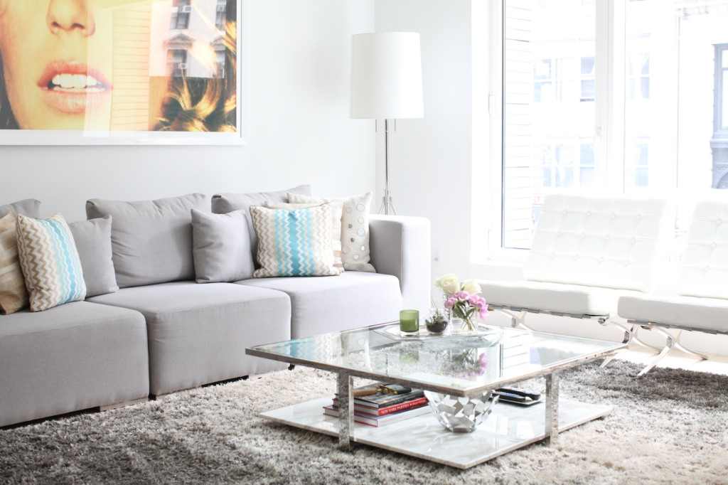 Image of: west elm coffee table glass