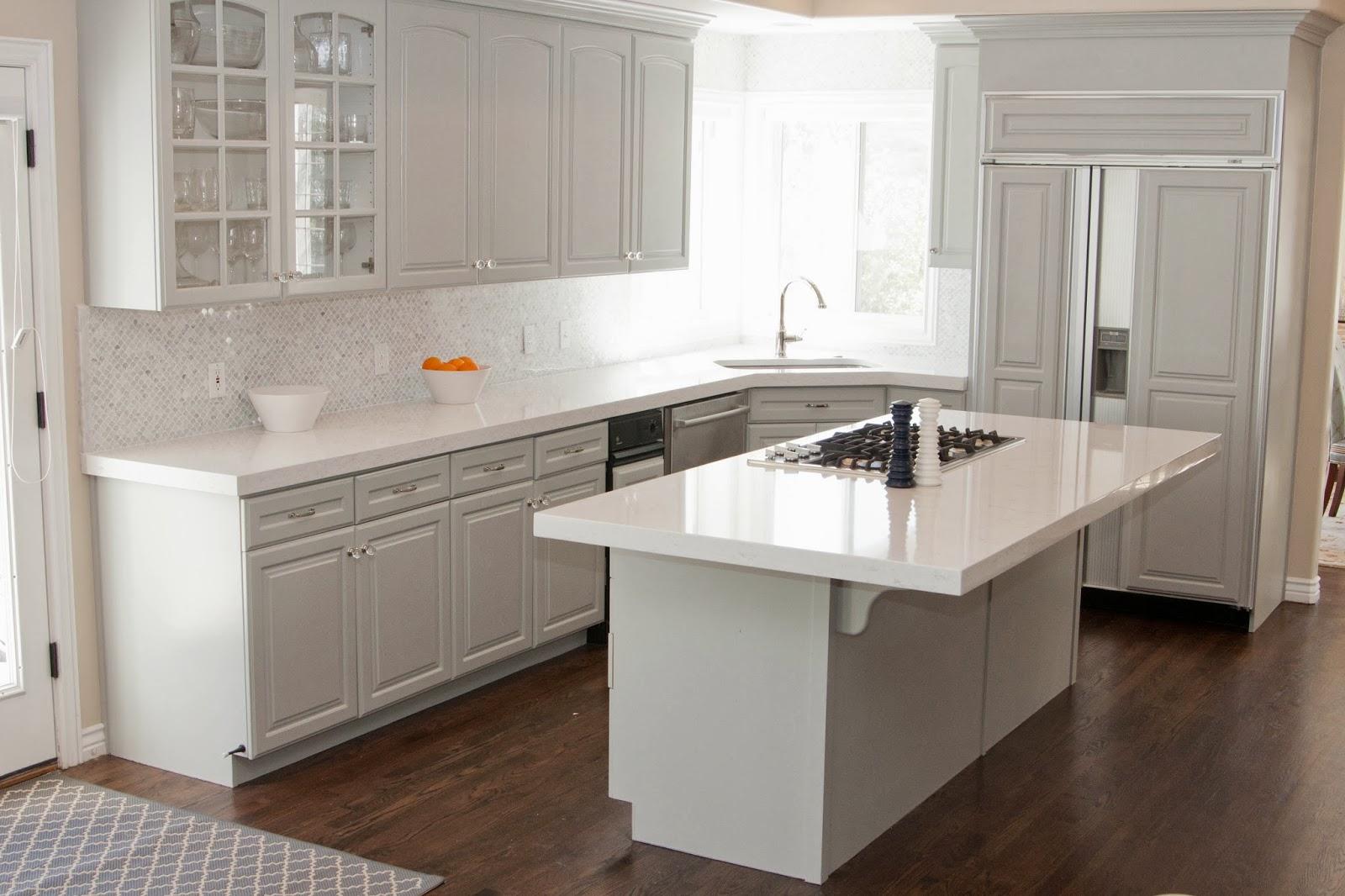 white kitchens countertops