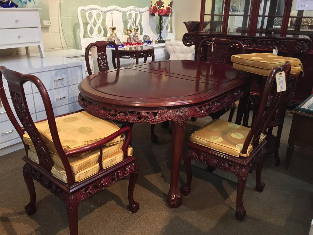 Image of: Antique Altar Table