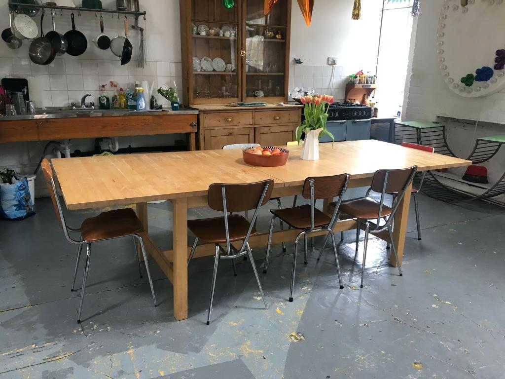 Image of: Gateleg Table Ikea