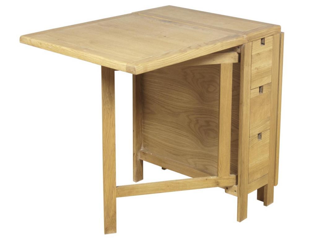 Image of: Gateleg Table Plans