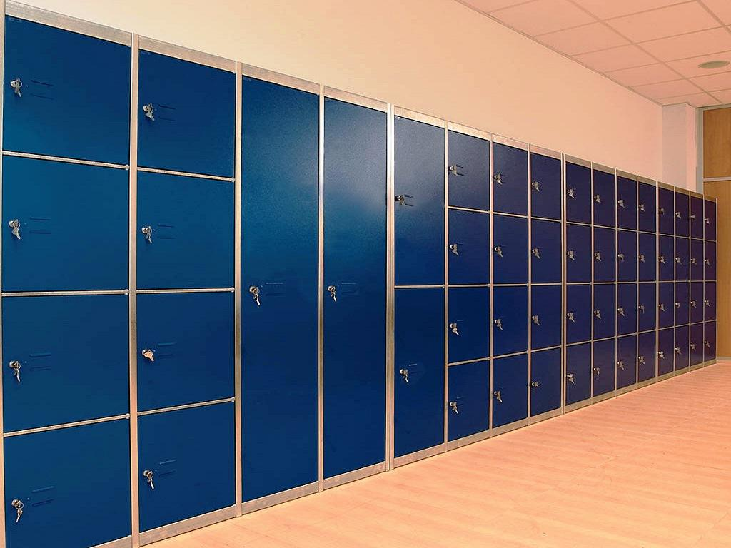 Image of: Locker Designs Diy