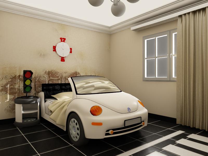 Image of: baby boy bedroom decor