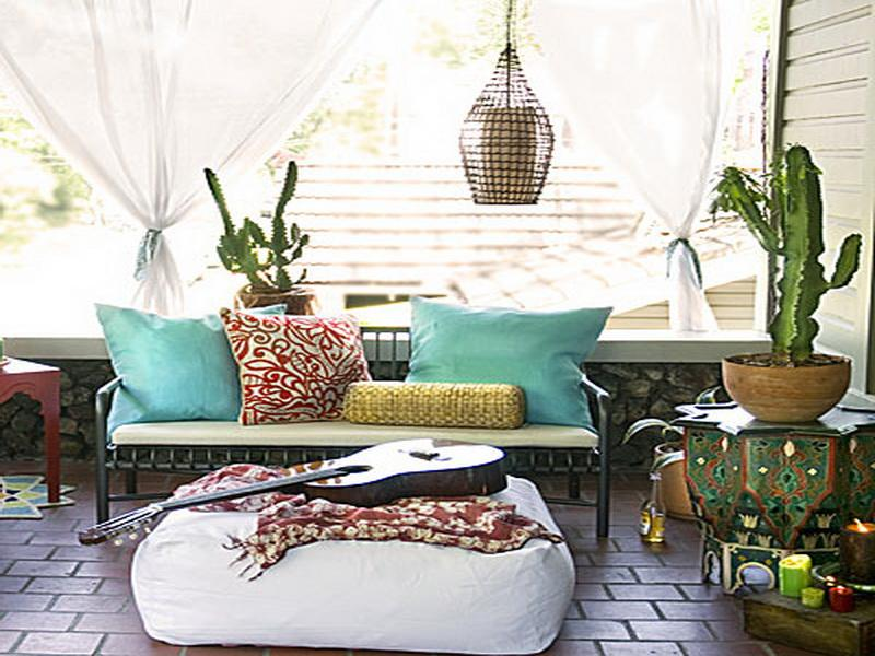 bohemian room decor ideas