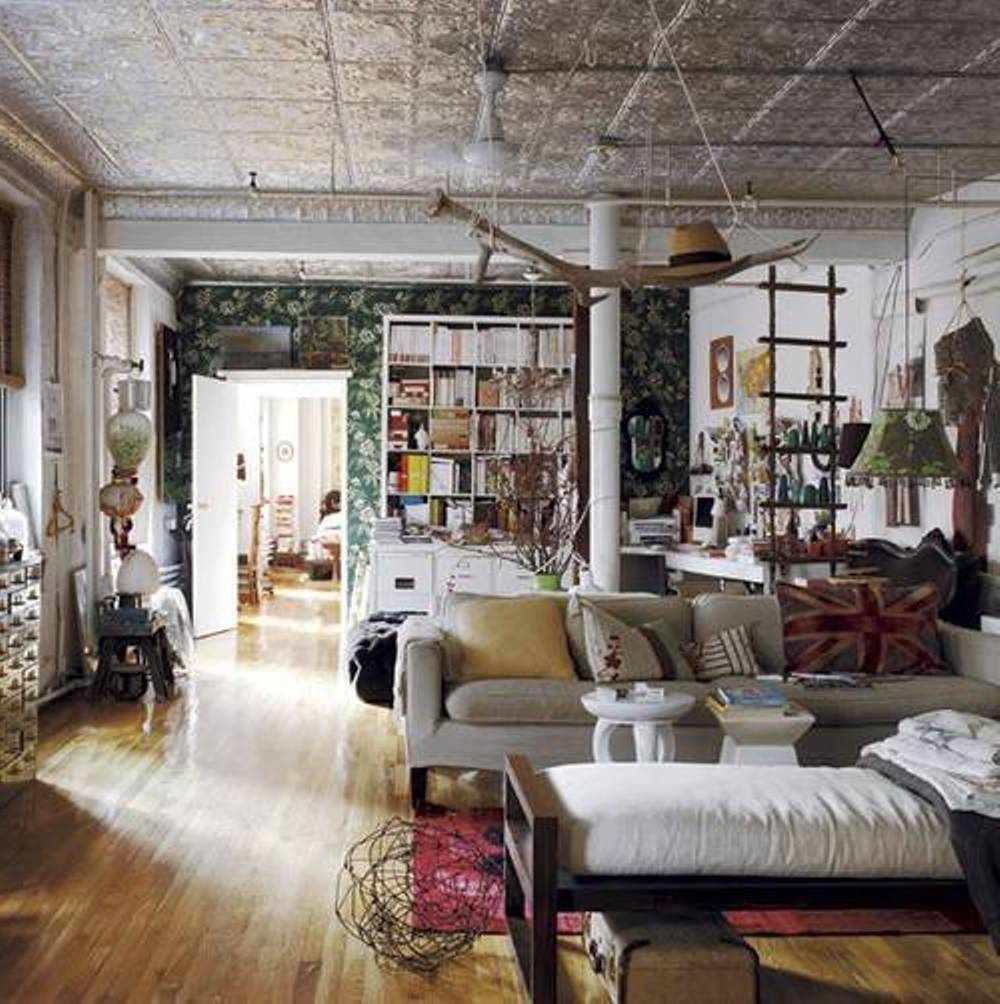 Image of: boho home decor