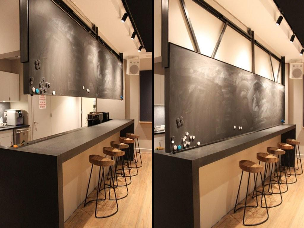 Image of: chalkboard decor