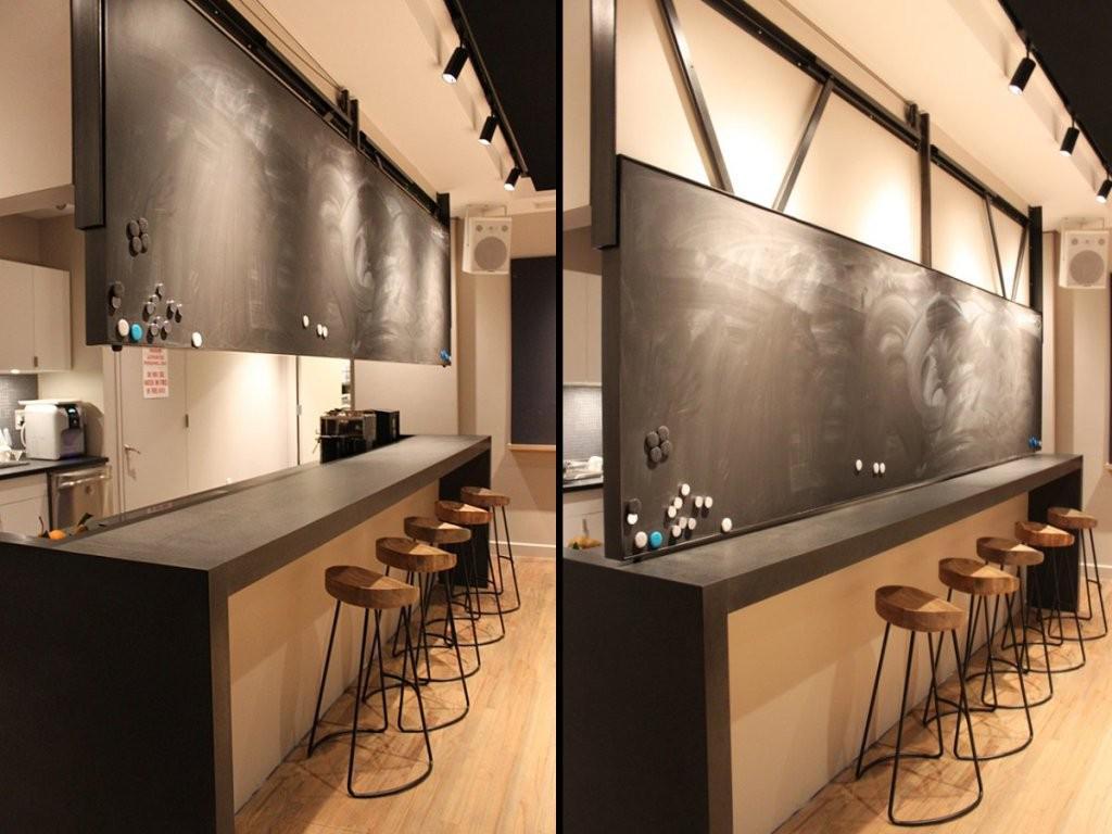 Image of: chalkboard decor