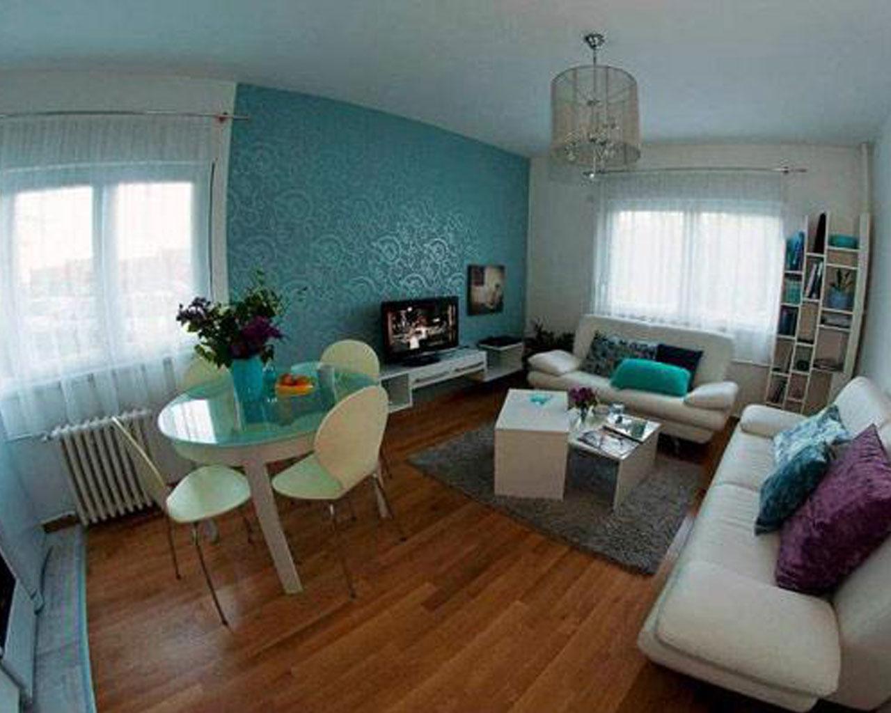 Image of: college apartment living room ideas