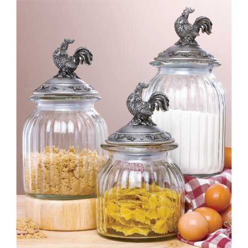 Image of: country kitchen decor sets