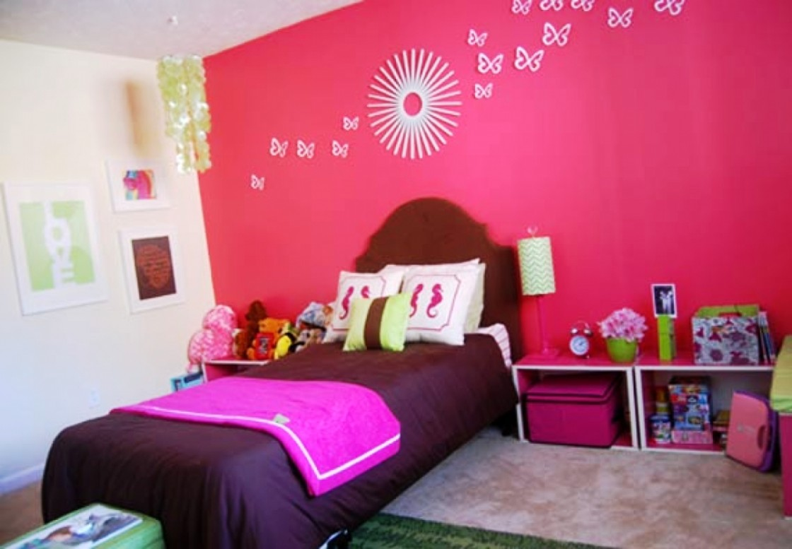 Image of: diy teen bedroom decor