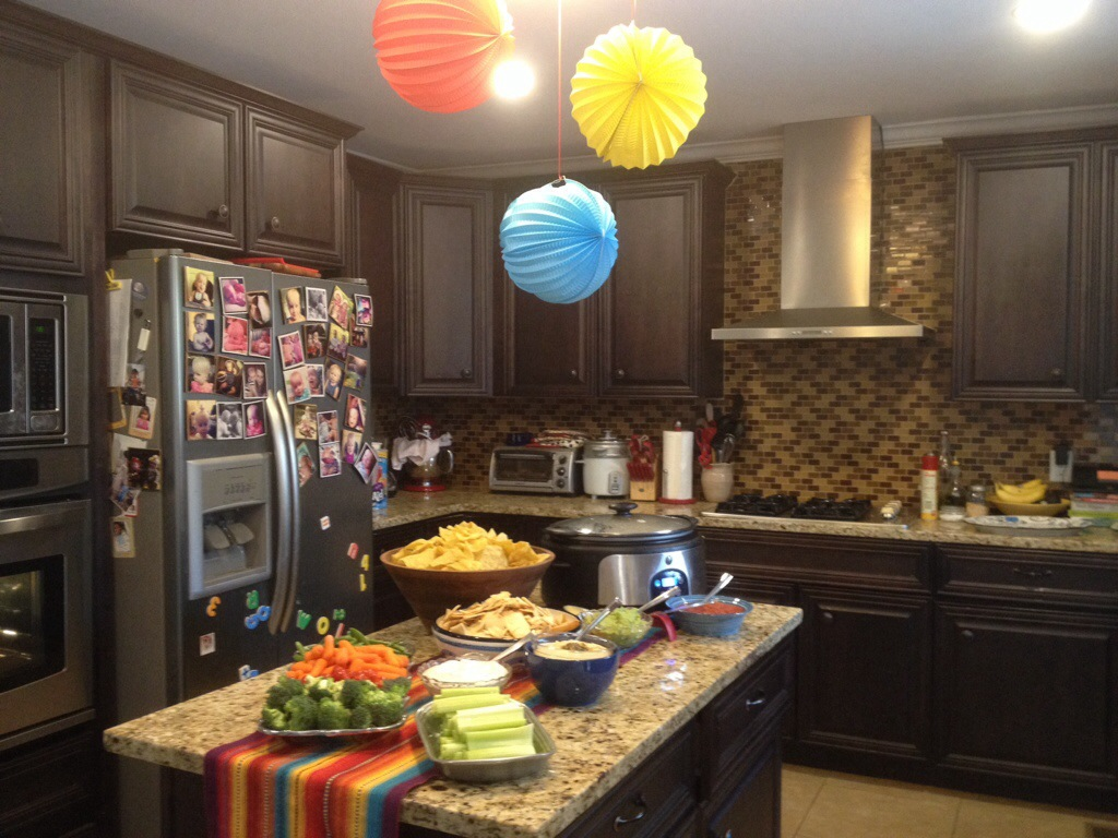 Image of: fiesta kitchen decor