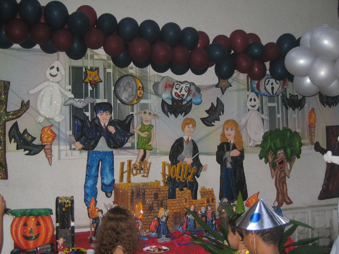 Image of: harry potter decoration ideas