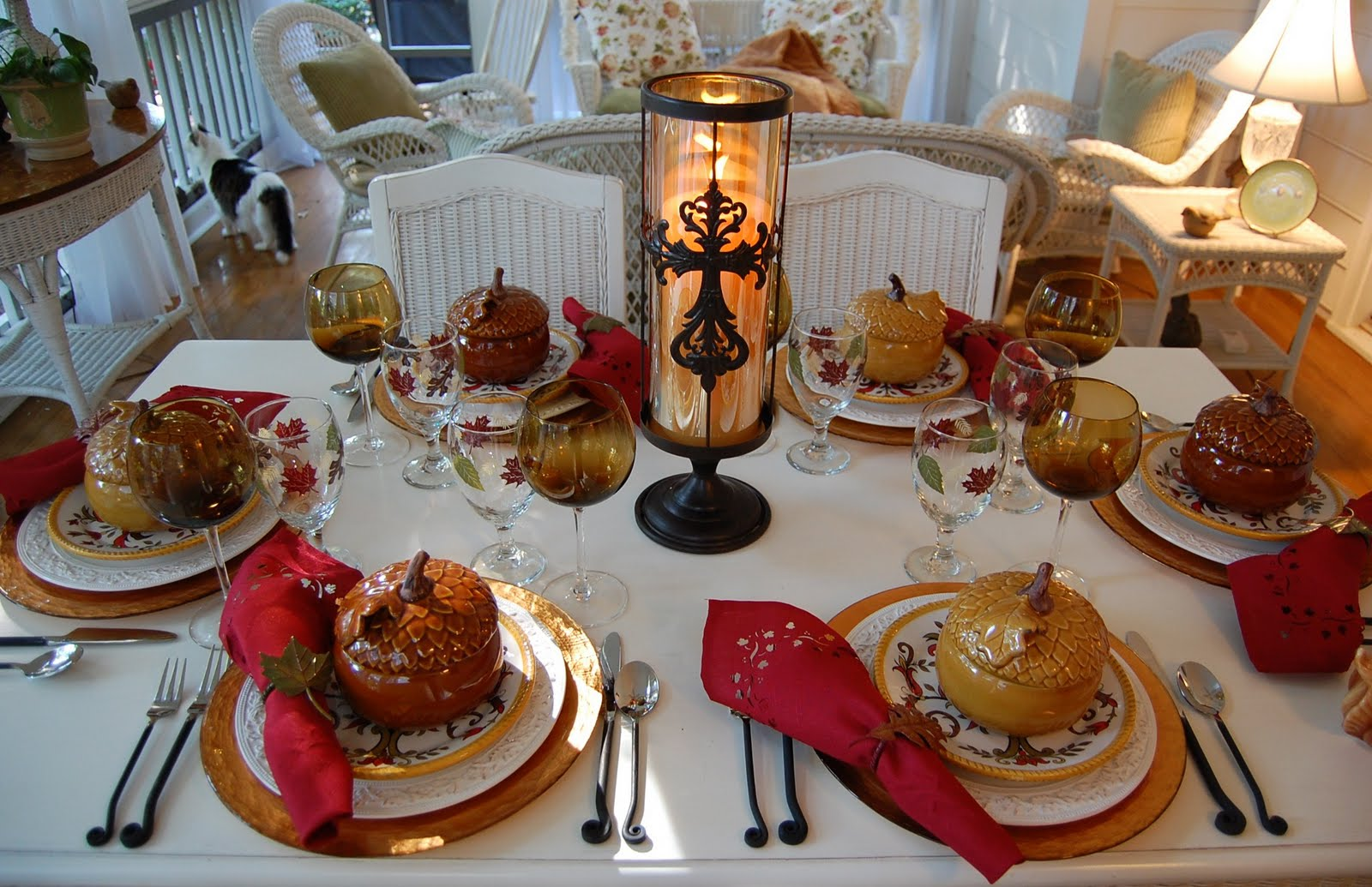 Image of: henrietta's table thanksgiving dinner