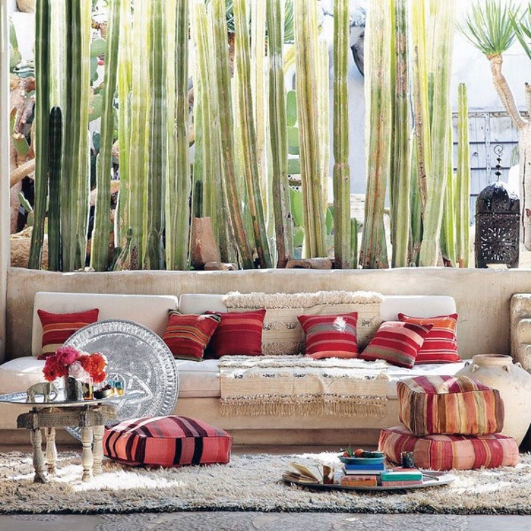 Image of: hippie boho room decor