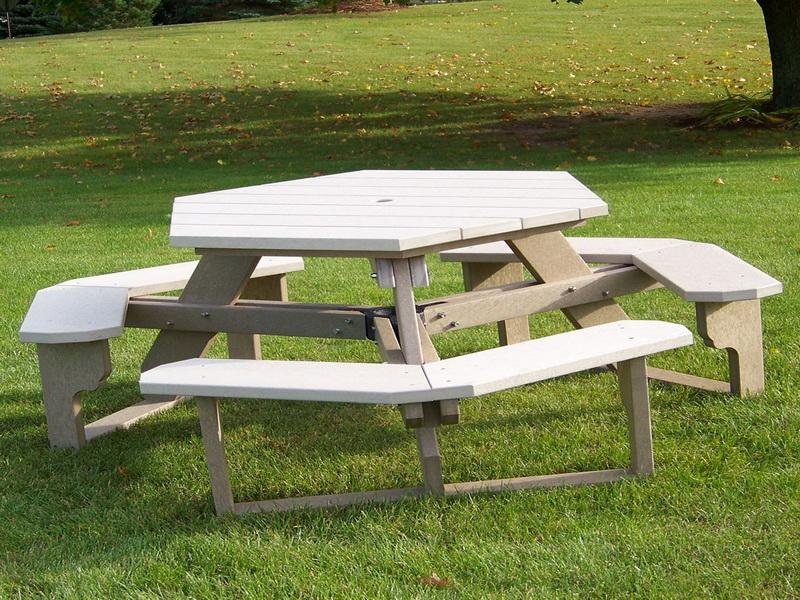 Image of: home depot picnic table frame