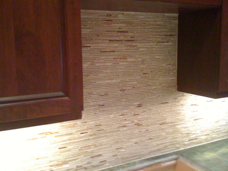 Image of: kitchen backsplash designs travertine