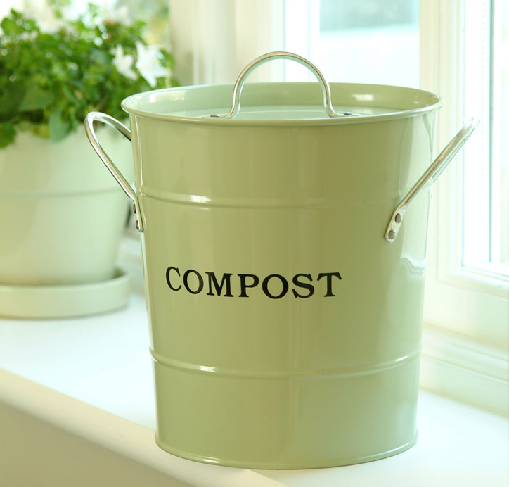 kitchen compost bin diy