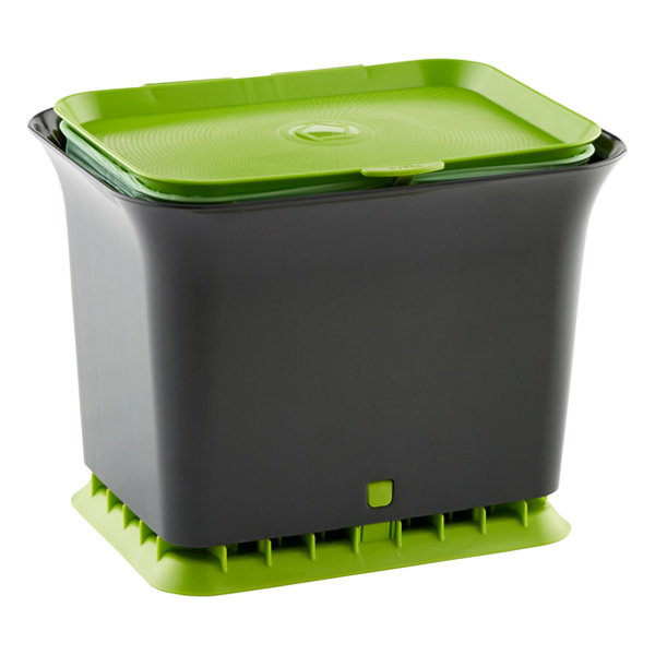 Image of: kitchen compost bin smell