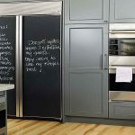 large decorative chalkboard