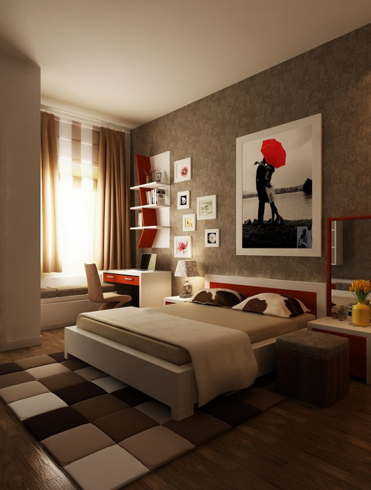 Image of: master bedroom ideas for a small room