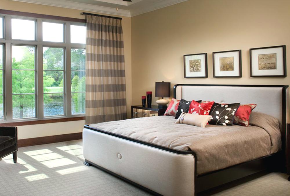 modern small master bedroom ideas