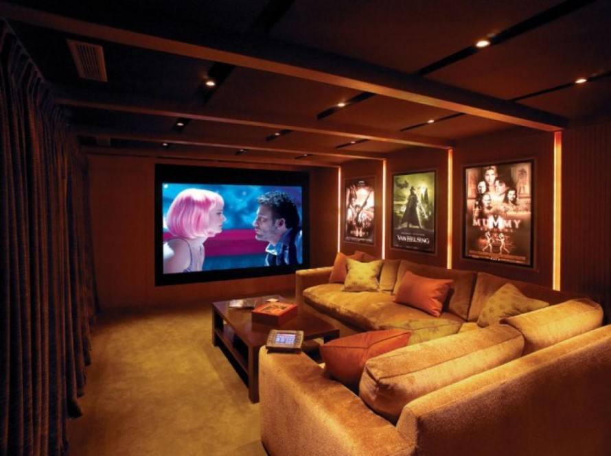 Image of: movie room carpet ideas