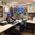 office cubicle decoration ideas