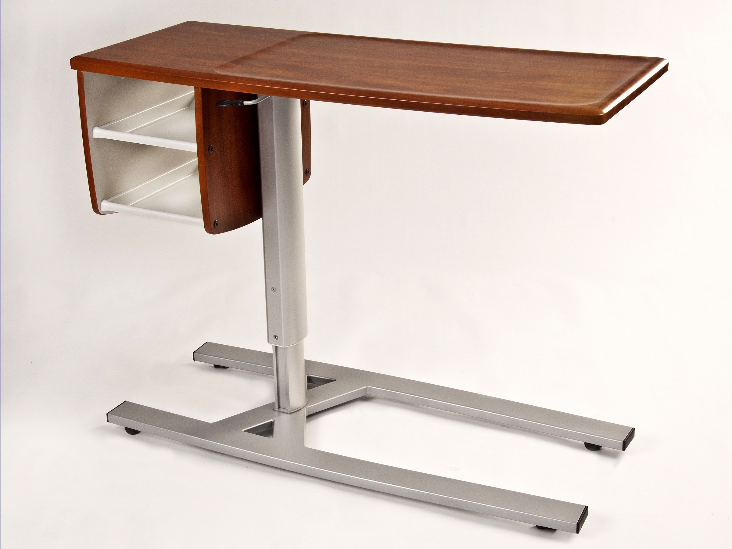 Image of: overbed table