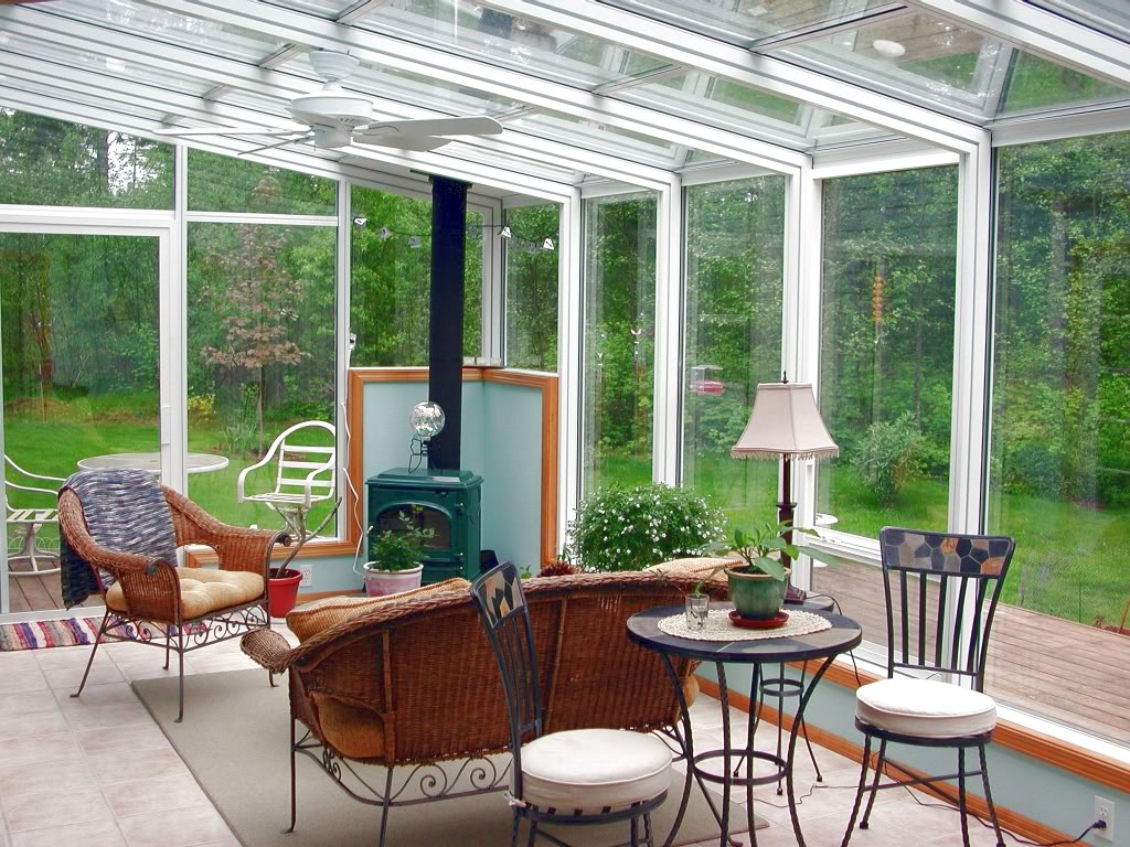 Image of: pictures of sunrooms designs