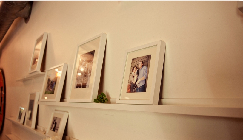 Image of: studio decor frames belmont