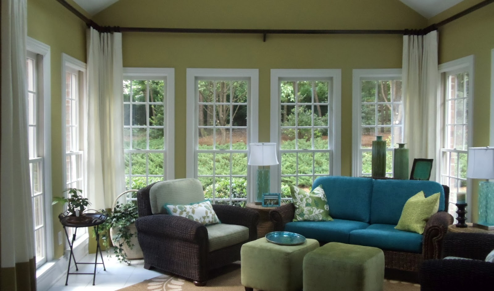 Image of: sunroom design