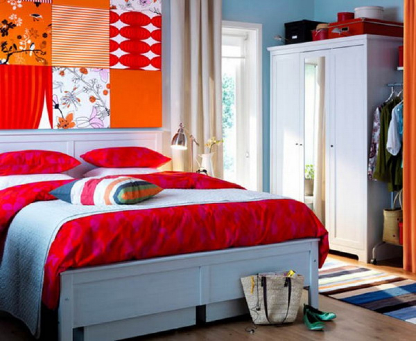 Image of: teen bedroom decor