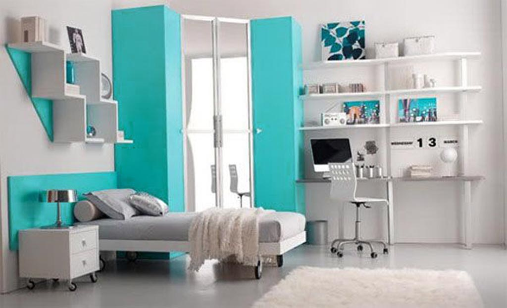 Image of: teen bedroom decorations