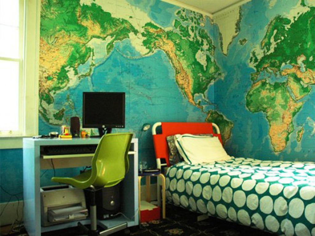 teen bedroom wall decor