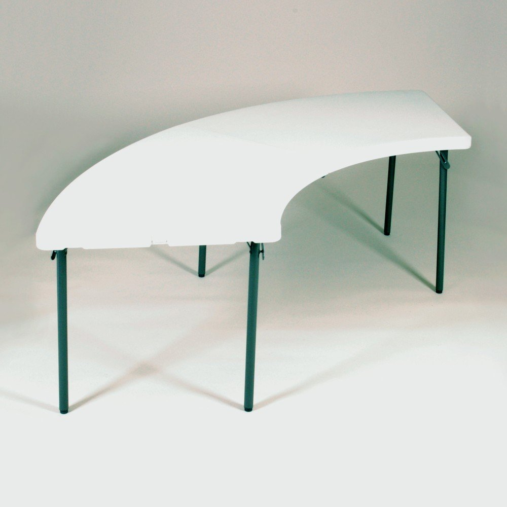Image of: 7 foot folding table