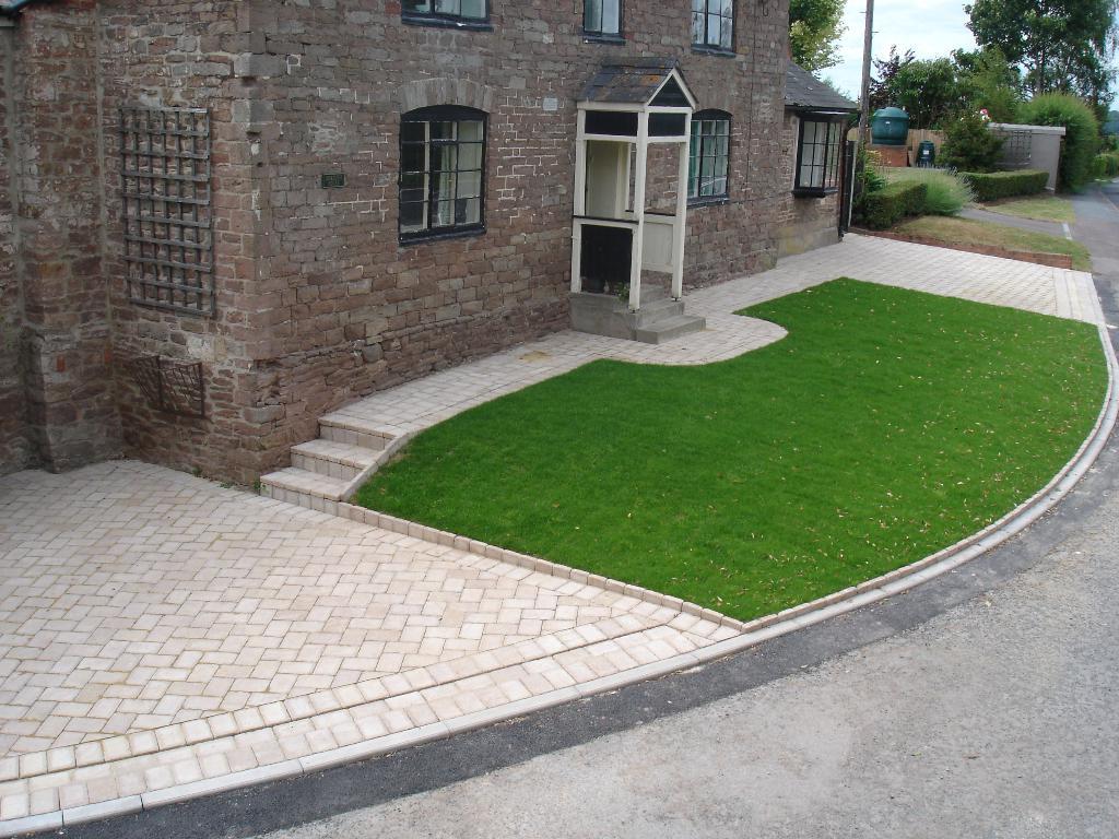 Image of: Driveway Design Bristol