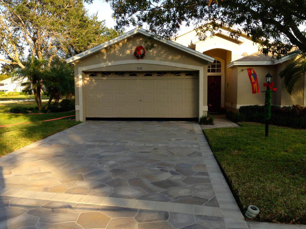 Image of: Driveway Design Ideas
