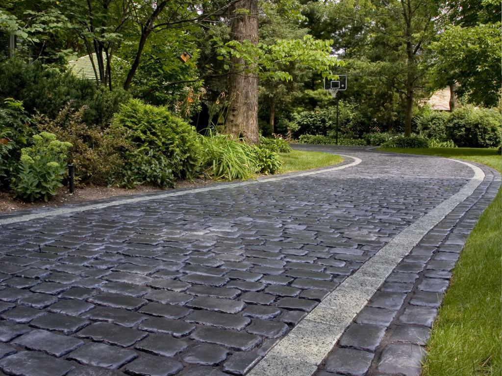 Image of: Driveway Design Images