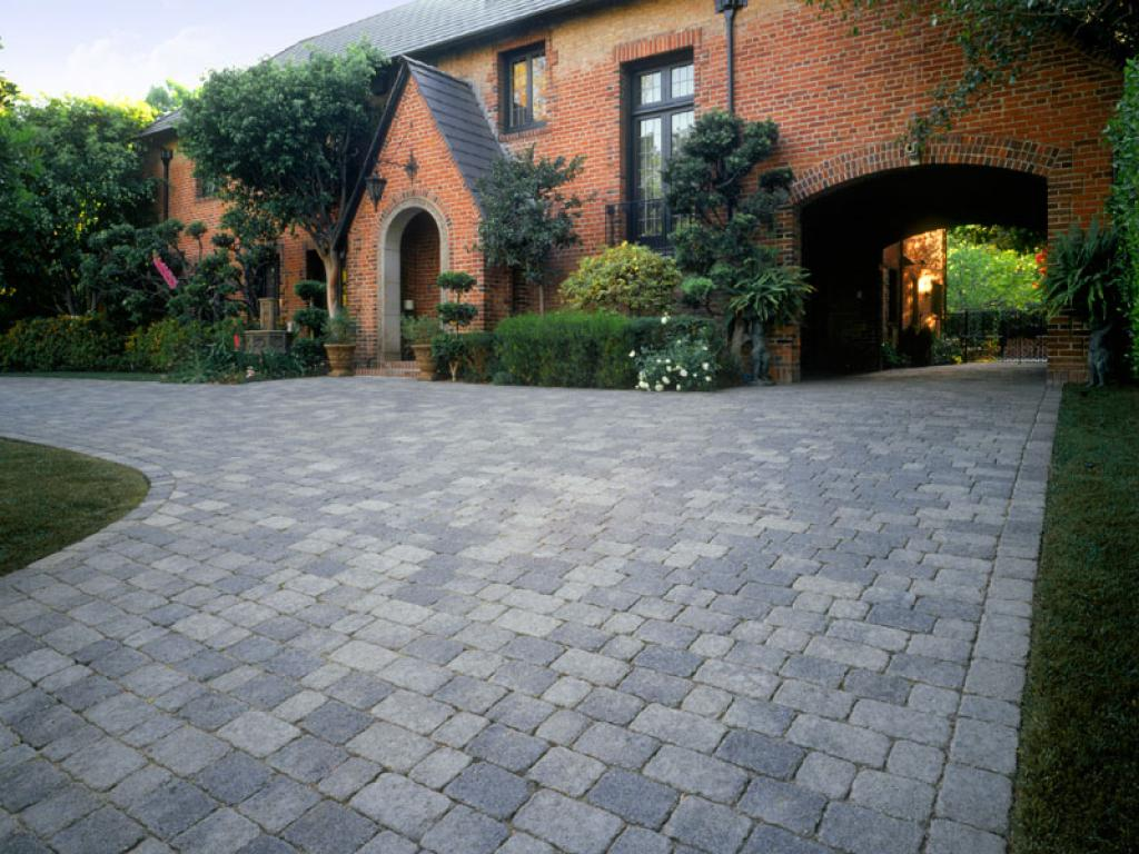 Image of: Driveway Design Options