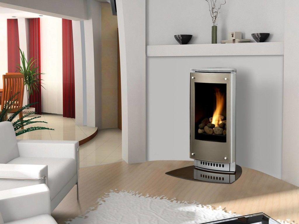 Image of: Modern Design Fireplace Accessories