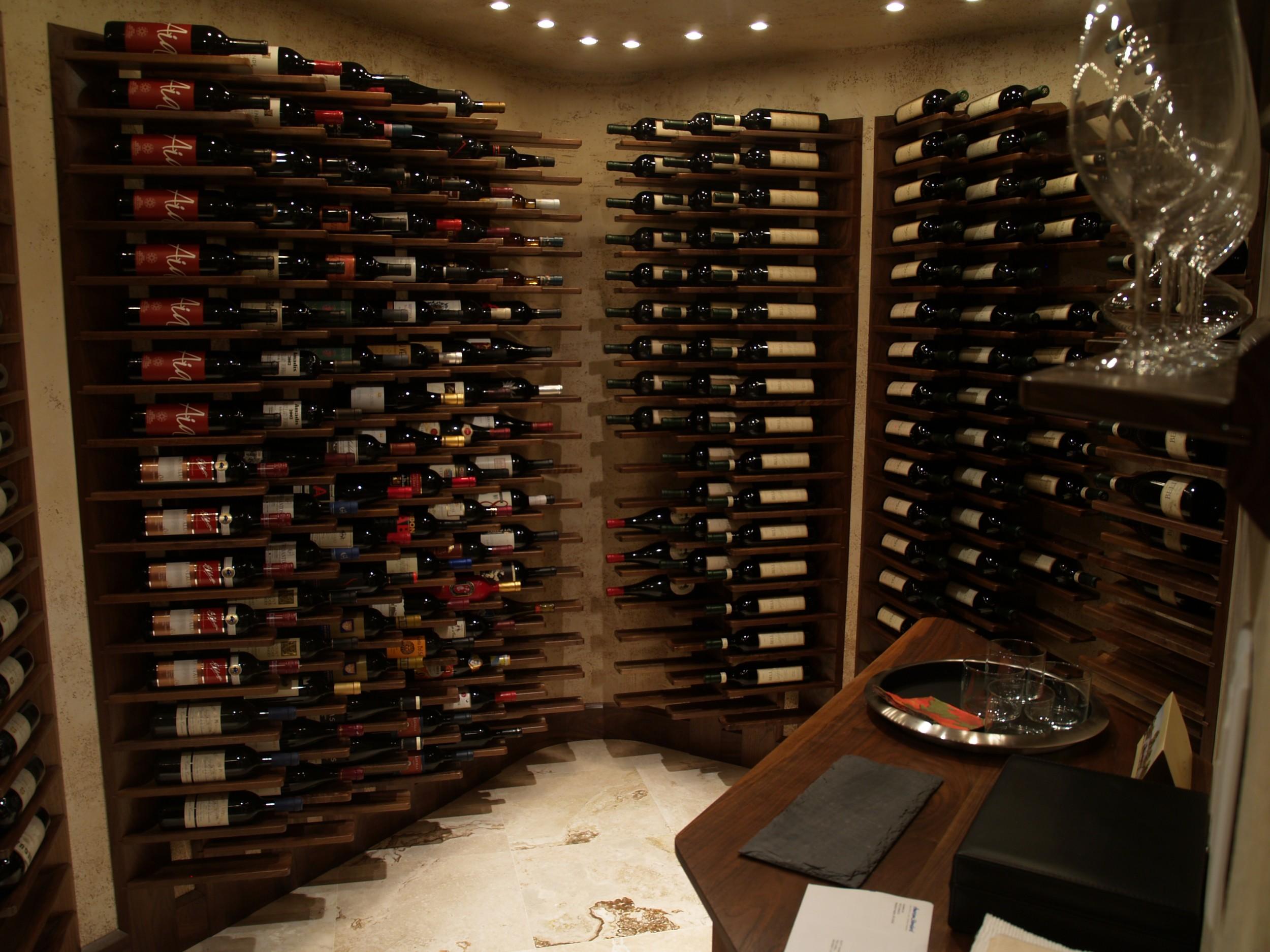 Image of: Wine cellar design 416