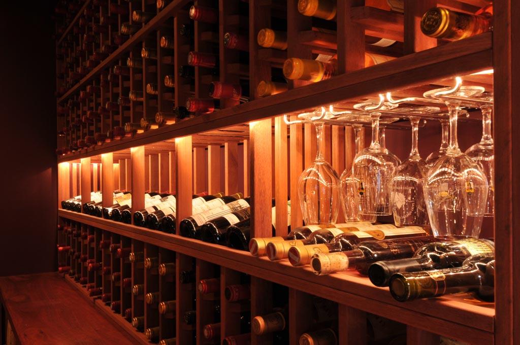 Image of: Wine cellar design 490