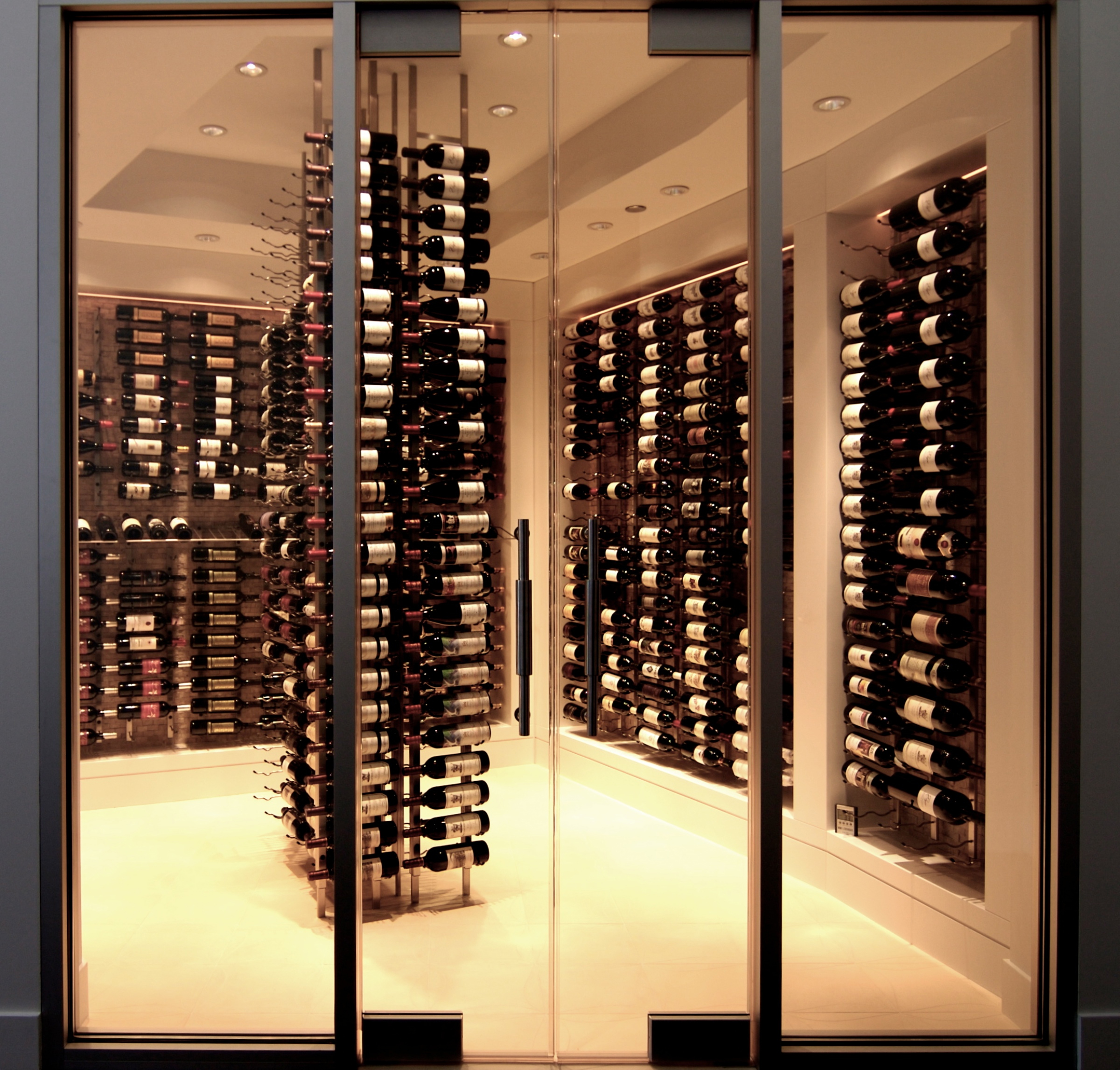 Image of: Wine cellar design 573