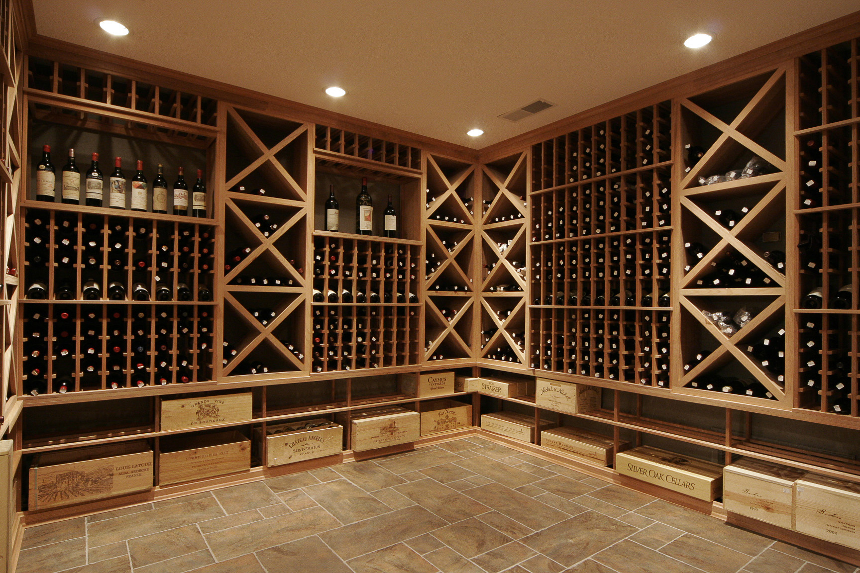 Image of: Wine cellar design 587