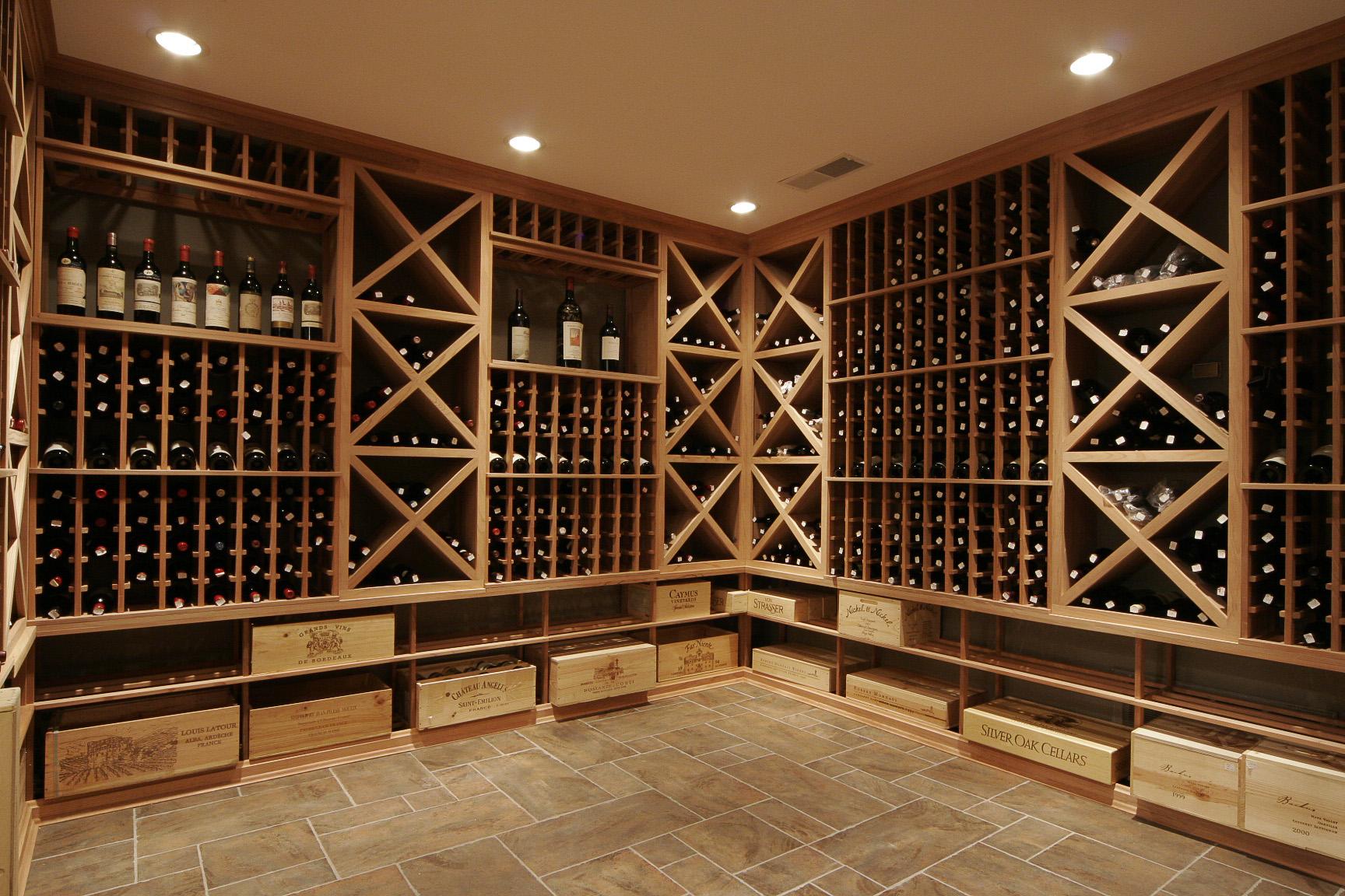 Image of: Wine cellar design 587