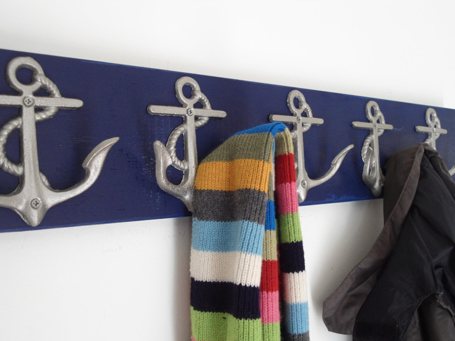 Image of: anchor decor for wall