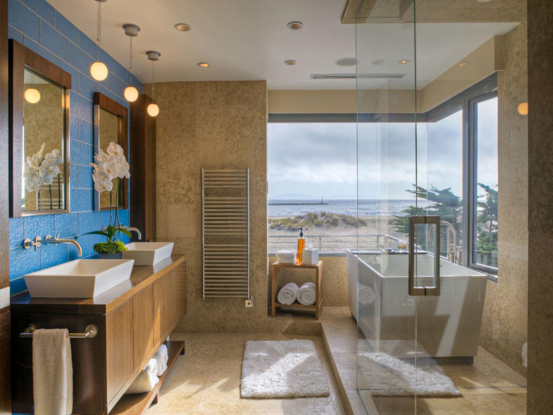 bathroom beach decor ideas