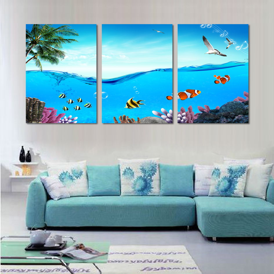Image of: beach and coastal wall decor