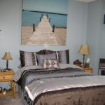 beach wall decor for bedroom