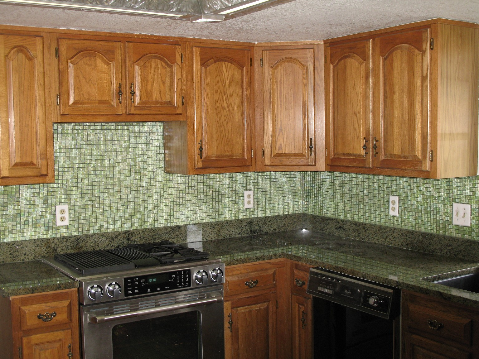 Image of: best kitchen tile backsplash